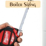 Boiler Sizing - Choosing the Right Boiler