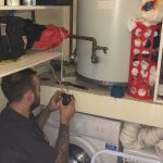 Unvented Cylinder Repair